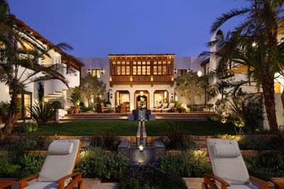 The mediterranean in southern california thinking for Mediterranean style architecture characteristics
