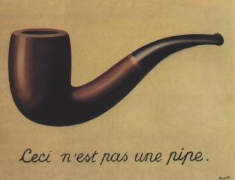 figure 2. La trahison des images, René Magritte, 1928–29
